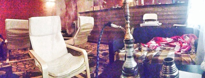 Crazy Shisha Lounge Bar is one of Кальянные Москвы / Hookah in Moscow.