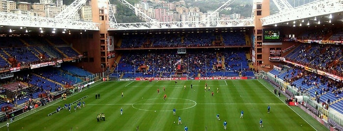 Stadio Luigi Ferraris is one of Part 3~International Sporting Venues....
