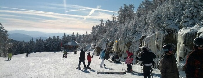 Killington Ski Resort is one of 1000 Places to See Before You Die.