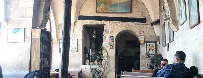 Marangozlar Cafe &Nargile Salonu is one of Turkey mix.