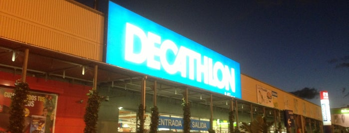 Decathlon Mijas is one of Lieux qui ont plu à Galia.