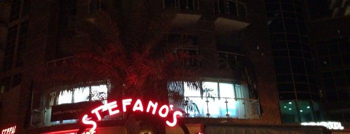 Stefano's is one of Abu Dhabi & Dubai, United Arab emirates.