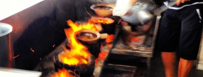 Kedai Makanan Ah Soon 亚顺肉骨茶 is one of JB.