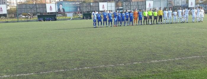 Sütlüce Stadı is one of İstanbul Stadyum ve Futbol Sahaları.