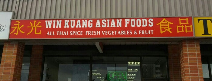 Asian grocers in Aurora and Newmarket