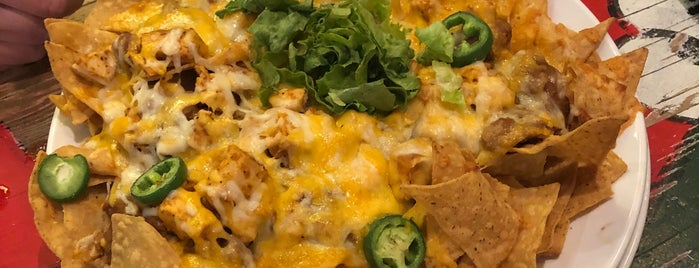 Nacho Mama's Towson is one of Baltimore.