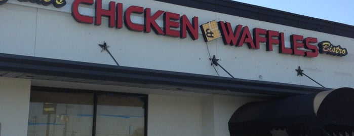 Resie's Chicken & Waffles Restaurant is one of FOOD in Dallas-Ft Worth Metroplex.