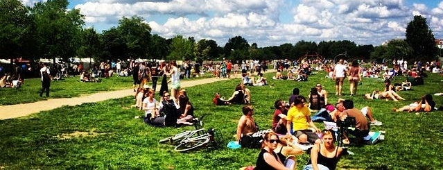Mauerpark is one of Let's go to Berlin!.