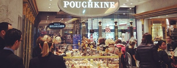 Café Pouchkine is one of Paris // Tea, Cake, Coffee & More.