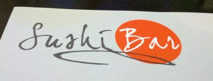 Sushi Bar is one of Jakarta.