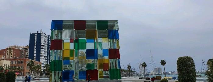 Centre Pompidou Málaga is one of Cristi 님이 좋아한 장소.