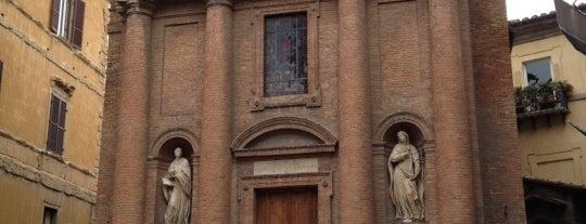 Piazza Tolomei is one of Italien.