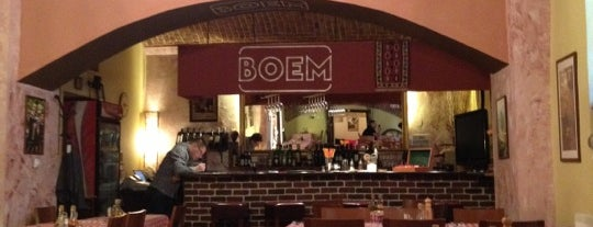 Boem Restaurant is one of Free WiFi v Praze.