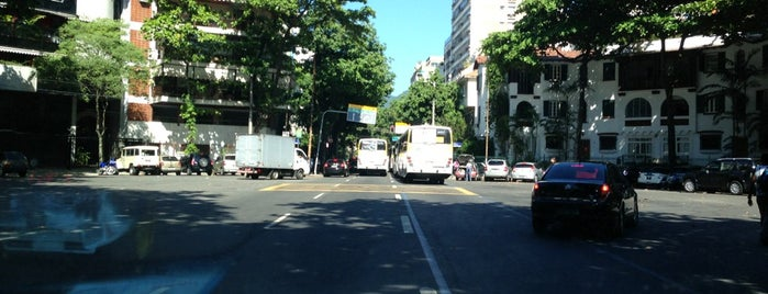 Avenida General San Martin is one of Nathalia.
