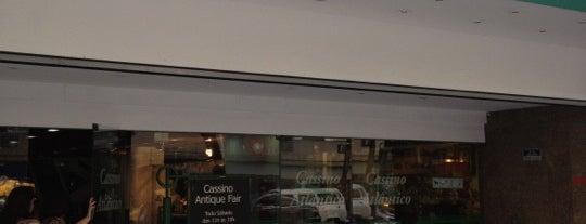 Shopping Cassino Atlântico is one of Lugares favoritos de Helem.