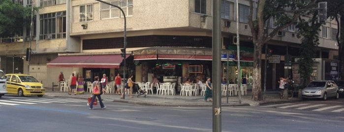 Rua Barata Ribeiro is one of Mis Lugares: Rio de Janeiro.