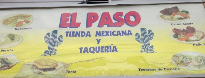 El Paso is one of Need to Try.