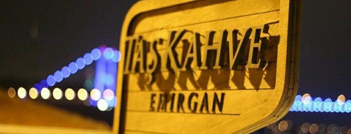 Taş Kahve Cafe & Restaurant is one of ISTANBUL.
