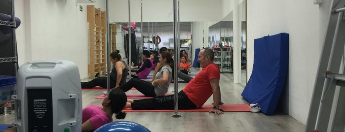 Workout fitness is one of CDMX deporte.
