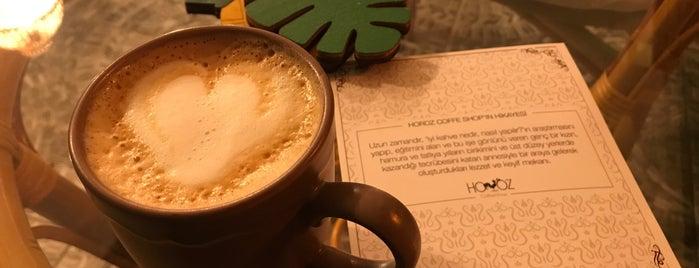 Horoz Coffee Shop is one of Locais curtidos por 'Özlem.