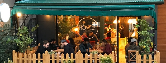 Horoz Coffee Shop is one of 'Özlem 님이 좋아한 장소.