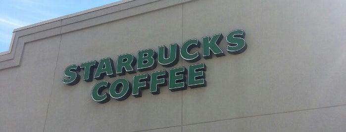 Starbucks is one of NOLA.