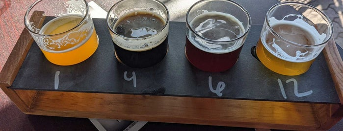 Collision Bend Brewing Company is one of Downtown Breweries.