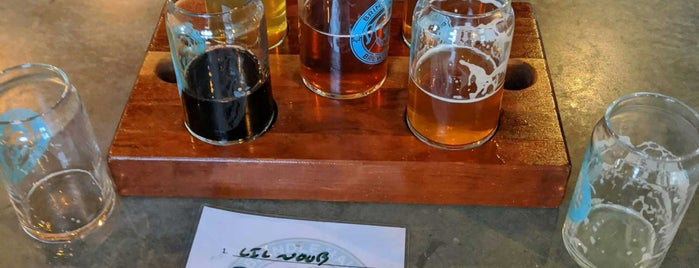 Brindle Haus Brewing Company is one of Take zucchini.