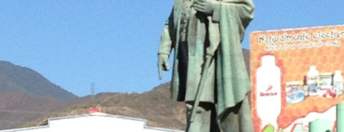 Monumento A Juárez is one of สถานที่ที่ Bob ถูกใจ.