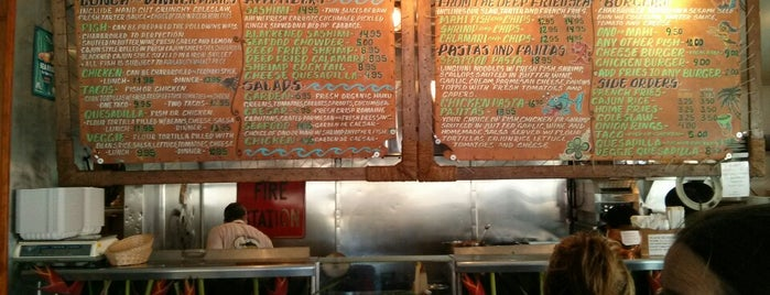Paia Fish Market Restaurant is one of Locais curtidos por Karla.
