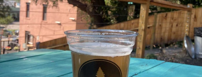 Lone Pine Brewing is one of Portland Breweries.