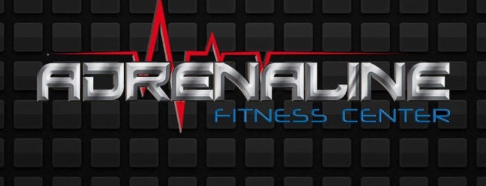 Adrenaline Fitness Center is one of Lugares favoritos de Adrian.