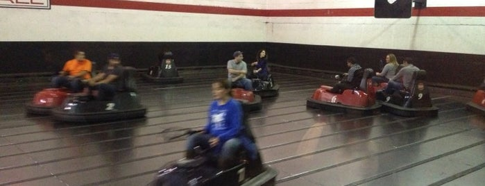 WhirlyBall is one of Marco 님이 좋아한 장소.