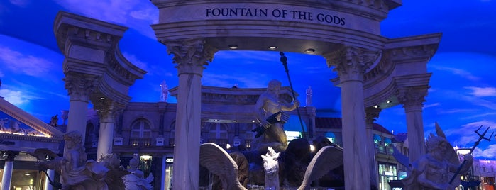 Fountain of The Gods is one of Las Vegas.