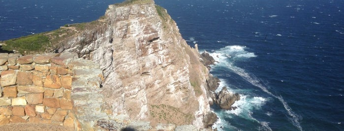 Cape Point Nature Reserve is one of #eTAS14 CPT.