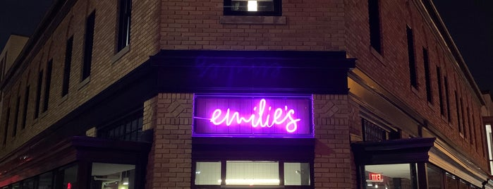 Emilie's is one of New: DC 2019 🆕✌️.
