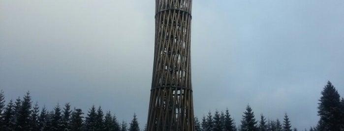 Lörmecketurm is one of #111Karat - Kultur in NRW.