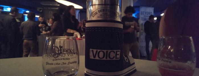 The Village Voice Holiday Spirits is one of Posti salvati di JRA.