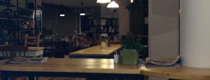 Bread & Butter Farmhouse Cafe is one of Dan 님이 좋아한 장소.