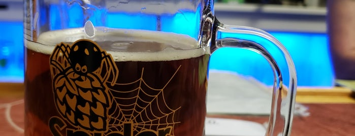 Spider Bite Beer Company is one of Long Island-2.