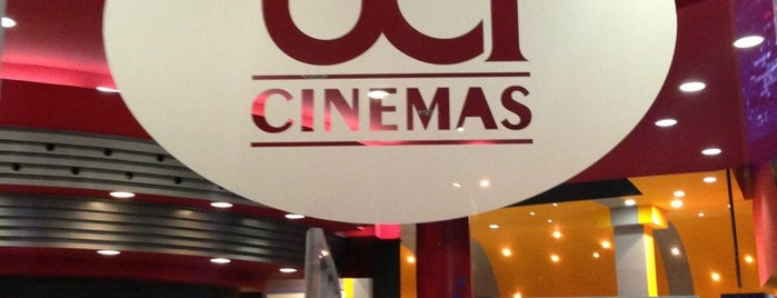 Uci Cinemas is one of Veneto best places.