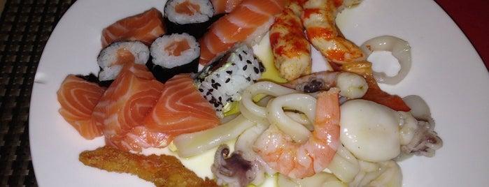 Wok Sushi is one of สถานที่ที่ Barbara ถูกใจ.