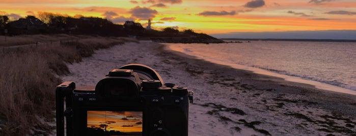 Nobska Beach is one of Cape & Islands.