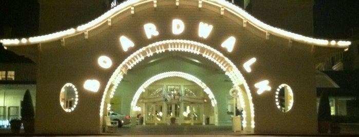 Disney's Boardwalk Inn is one of #WDW Fave Spots.