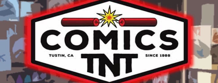 Comics, Toons & Toys is one of Places I Need To Visit Or Go Back To.