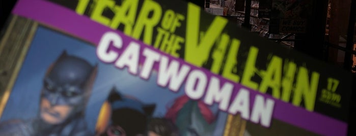 Comics, Toons & Toys is one of Posti salvati di Vicky.