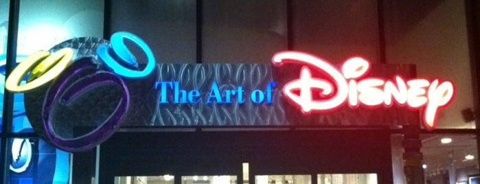 The Art of Disney is one of October 2014 Disney Trip.