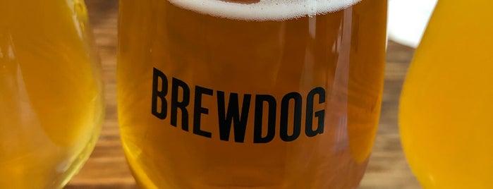 BrewDog USA is one of Columbus.