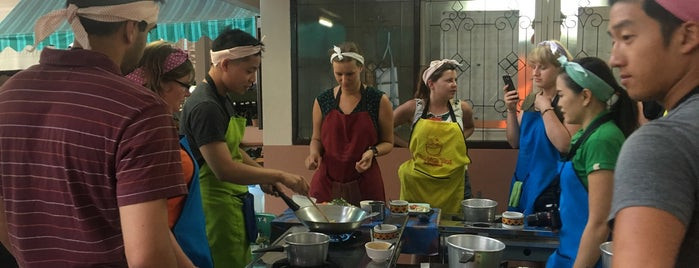 Tom Yum Thai Cooking School is one of Thailand.