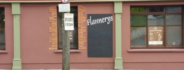 Flannery's Bar is one of Cork.